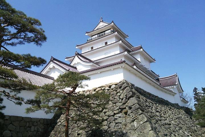 会津若松城(鶴ヶ城)の写真
