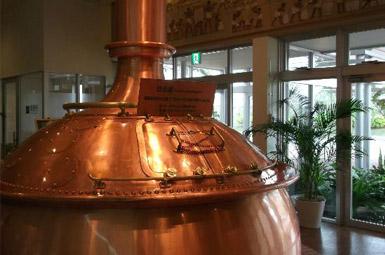 オリオンビール名護工場