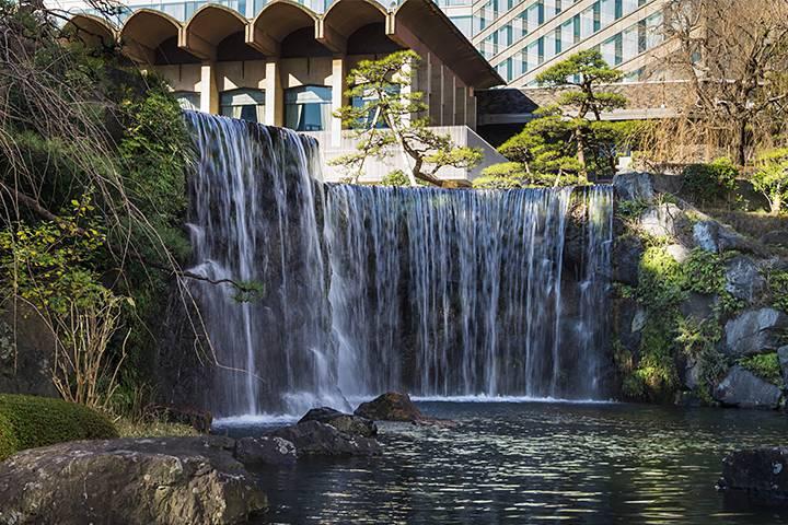 ホテルニューオータニ庭園