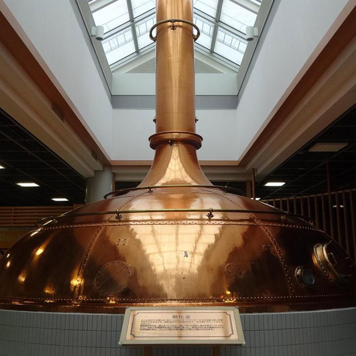 キリンビール 神戸工場