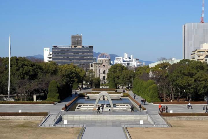 広島平和記念資料館の写真