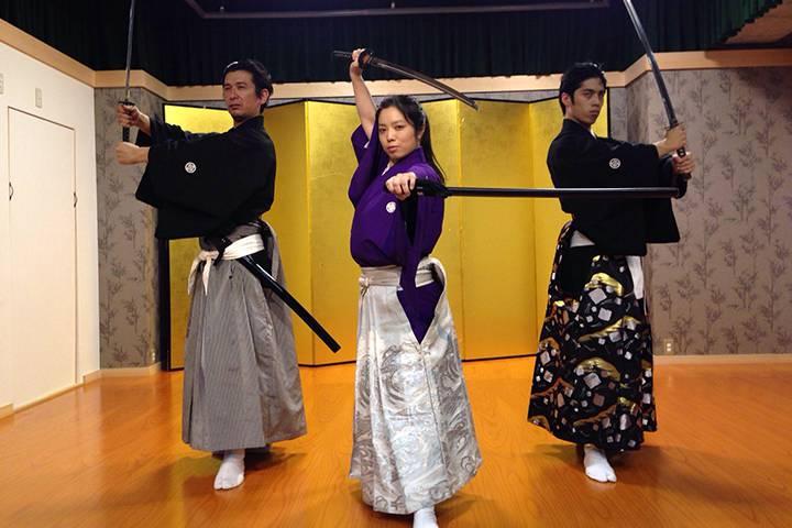 サムライ剣舞シアター