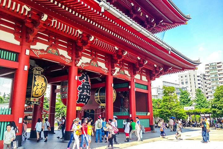 外国人に人気の日本の観光スポット 2016