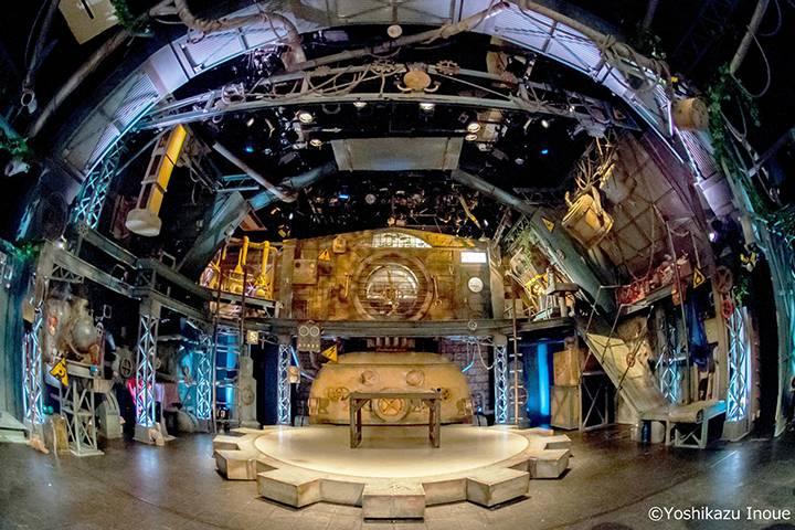 ギア専用劇場の写真