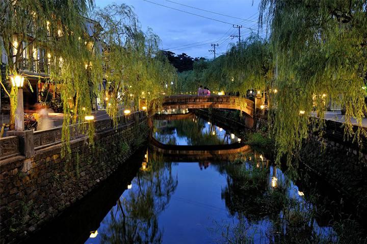 城崎温泉の写真