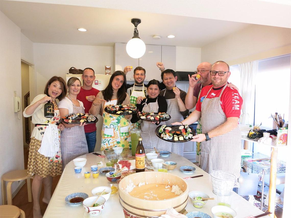 Cooking School Yuka Mazda