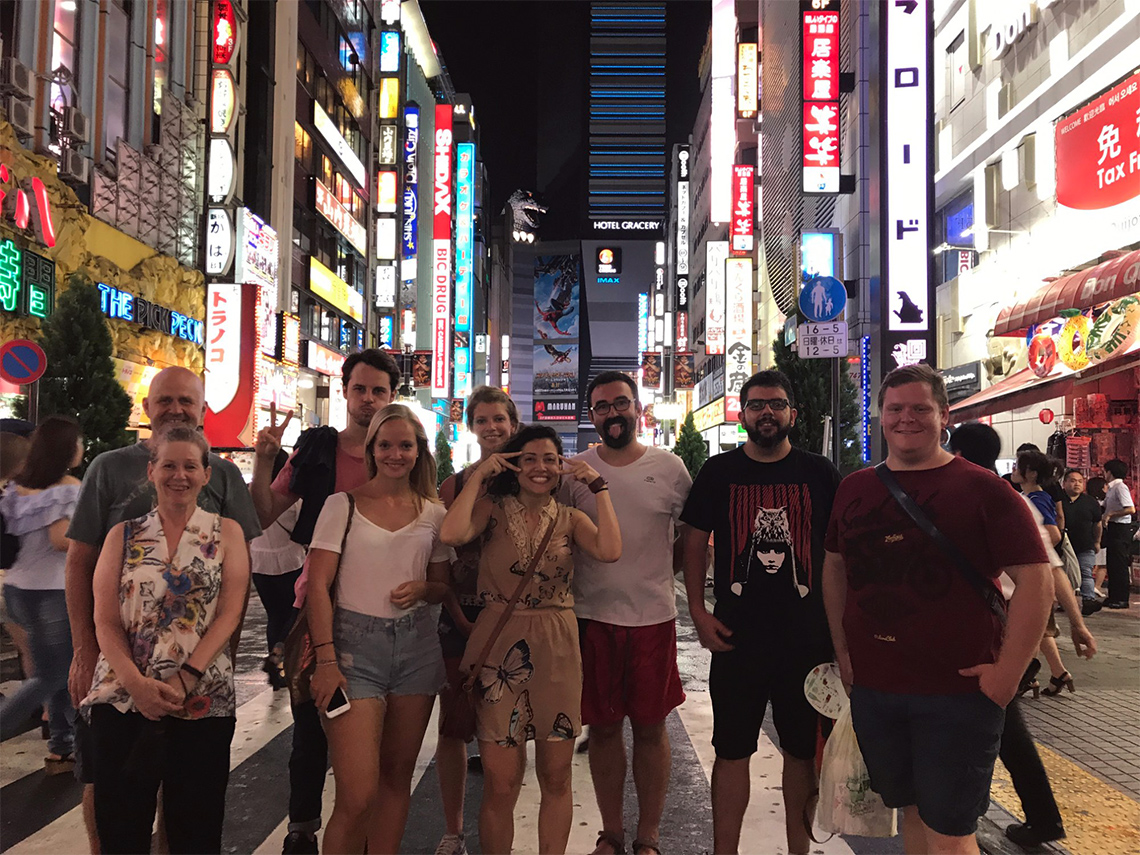 Tokyo Localized Free Walking Tour