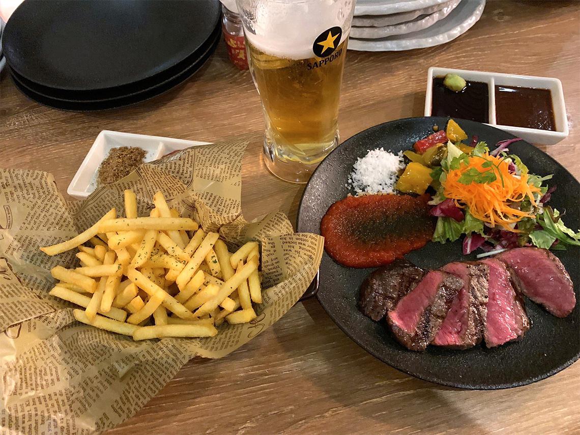 STEAK&WINE 肉バル銀次郎 先斗町店
