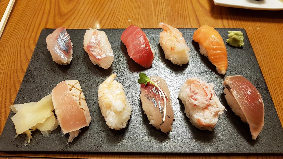 香りん寿司