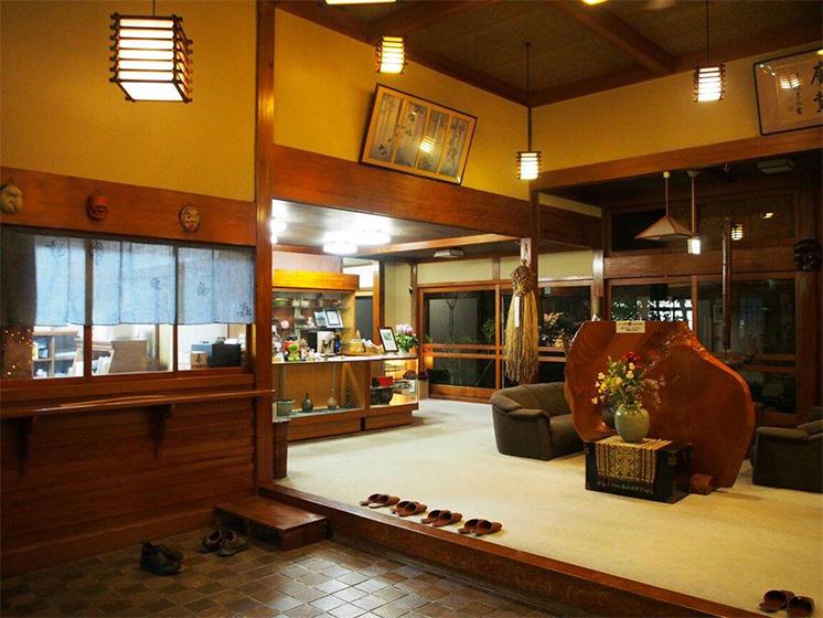 亀清 旅館