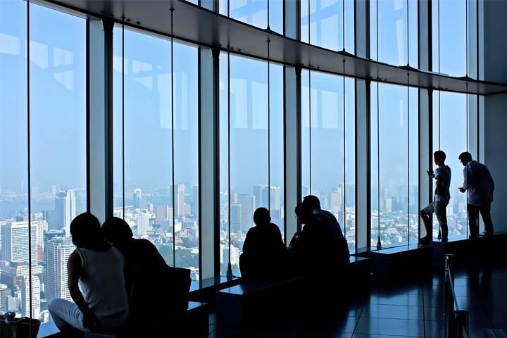 東京シティビュー(六本木ヒルズ展望台)