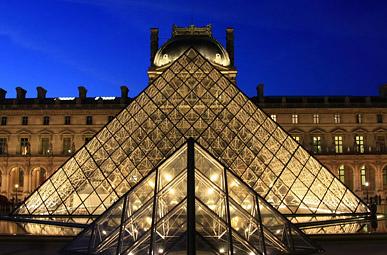 フランスのルーブル美術館 その2