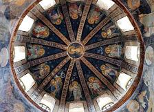 カーリエ博物館(コーラ修道院付属ソーテール聖堂)