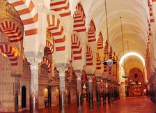 大聖堂とモスク(コルドバのメスキータ)