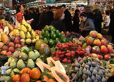 ボケリア市場(サン ジョセップ市場)