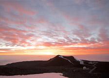 マウナ ケア山