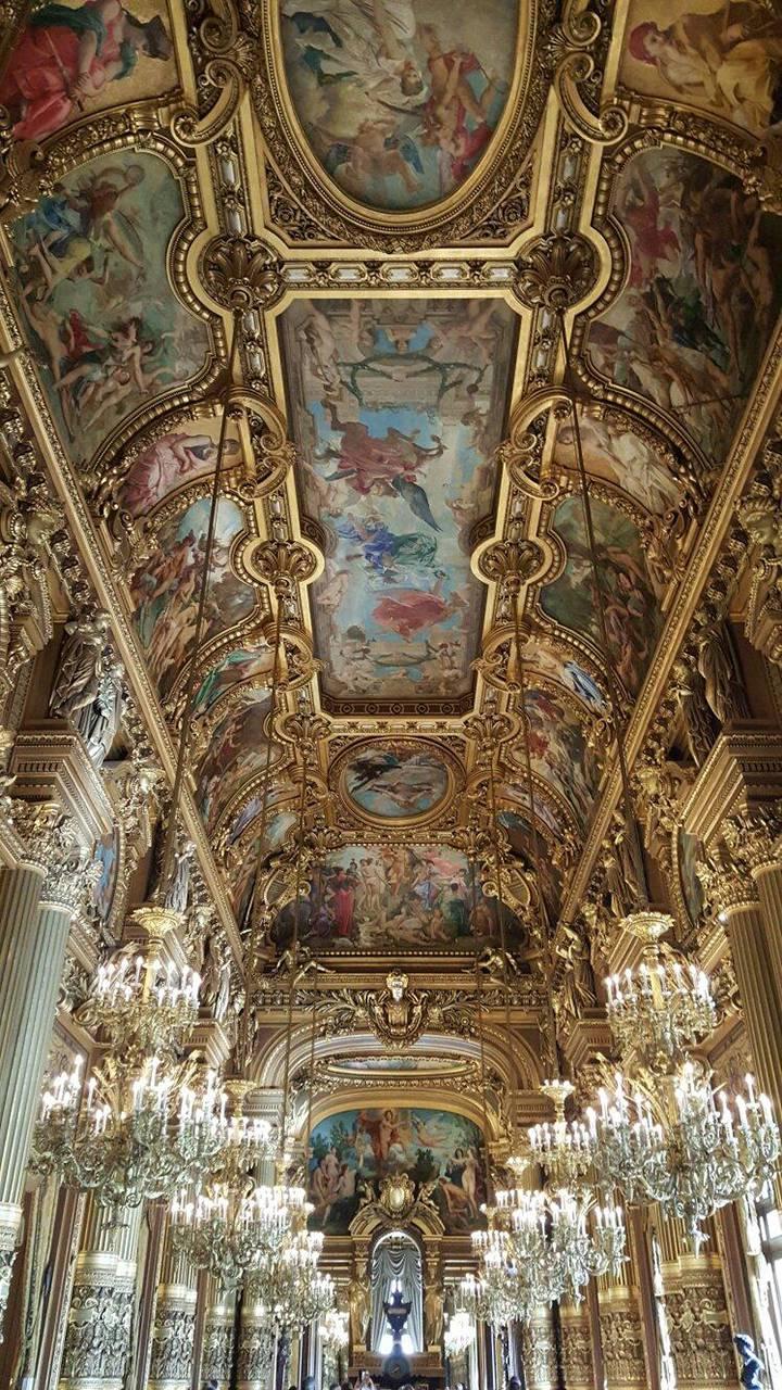ガルニエ宮 - パリ国立オペラ