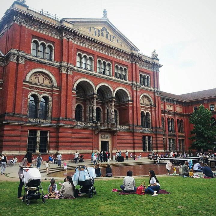 ビクトリア&アルバート博物館