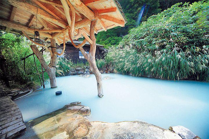 鶴の湯温泉
