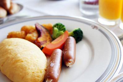 朝食のおいしいホテル 2014