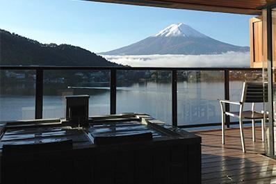外国人に人気の日本のホテルと旅館 2014
