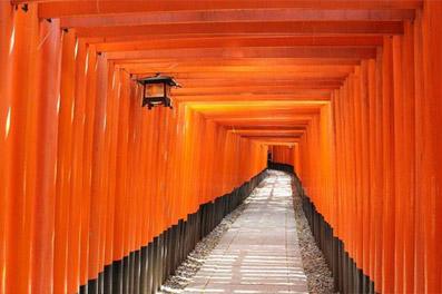 外国人に人気の日本の観光スポット 2014
