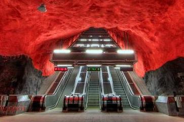 世界の地下駅 10 LIST 死ぬまでに行きたい世界の絶景 [トリップアドバイザー] 推奨してい