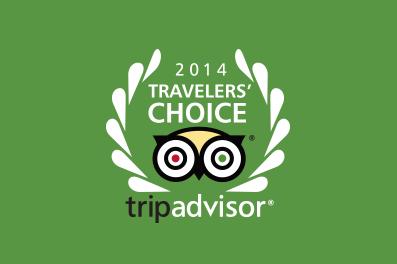 トラベラーズチョイス 旅行者のお気に入り 2014
