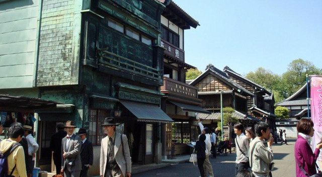 画像:江戸東京たてもの園