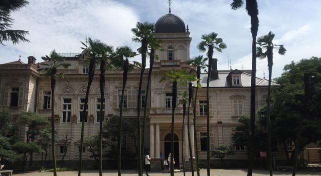 舊岩崎府邸庭園
