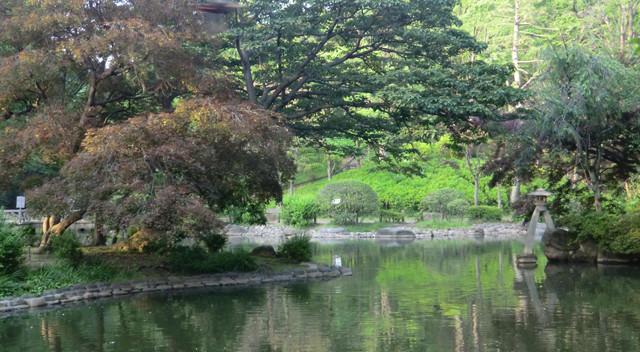 画像:有栖川宮記念公園