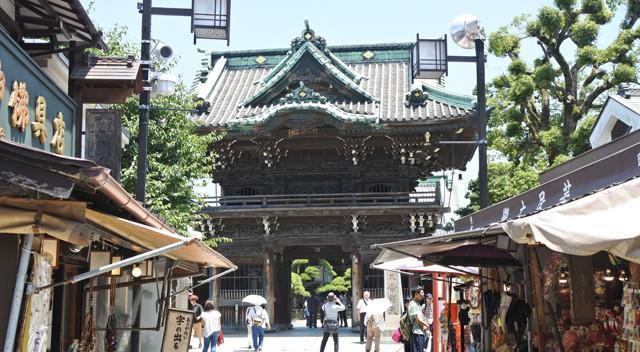 시바마타 타이샤쿠텐 (타이샤쿠텐 다이쿄지)