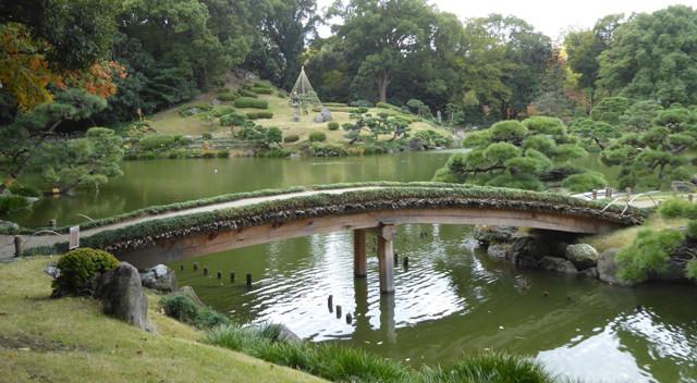 画像:清澄庭園