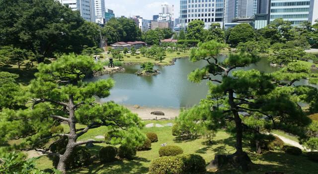 Former Shiba Rikyu Garden