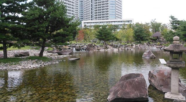 画像:二子玉川公園