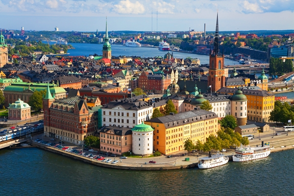 Best Preserved Medieval cities: Stockholm