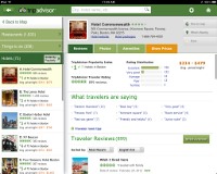 TripAdvisor for Tablet