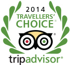 Travellers Choice Award 2014