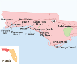 Best Beach Hotels In Florida Panhandle